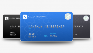 Membership Card Graphic Design