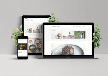 eatburnsleep web freelance web developer west London
